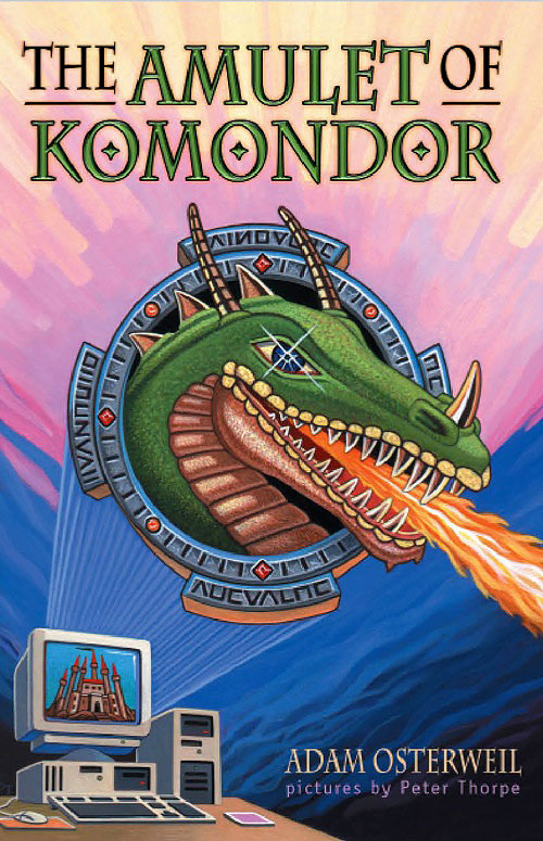 The Amulet of Komondor